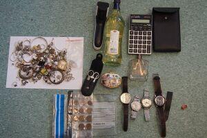 Setki przedmiotów odzyskanych z kradzieży. Policja szuka właścicieli