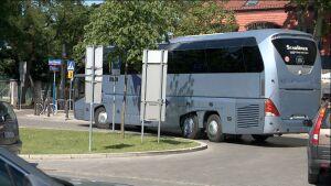 Miasto organizuje transport dla rodziców rannych dzieci