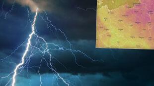 Pogoda na 5 dni: nadal burzowo i niebezpiecznie