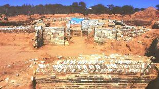 W pobliżu Wielkiego Muru Chińskiego odkryto fundamenty spichlerza