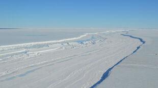 Antarktyda może stracić kolejny lodowiec. Rozpad następuje bardzo szybko