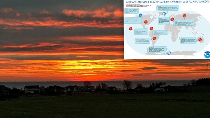 Tegoroczny styczeń <br />najcieplejszy w historii pomiarów