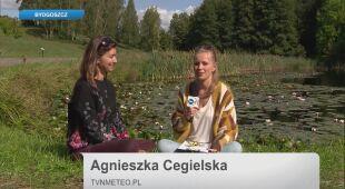 Agnieszka Cegielska rozmawia z Małgorzatą Szymczak